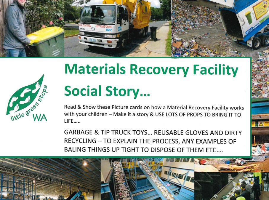 Materials Recovery Story
