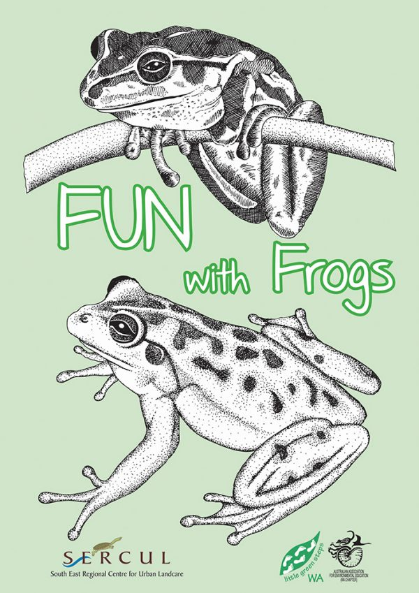 Fun with Frogs Kit