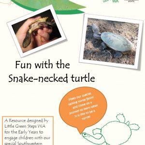 Snake-necked Turtle Kit Cover