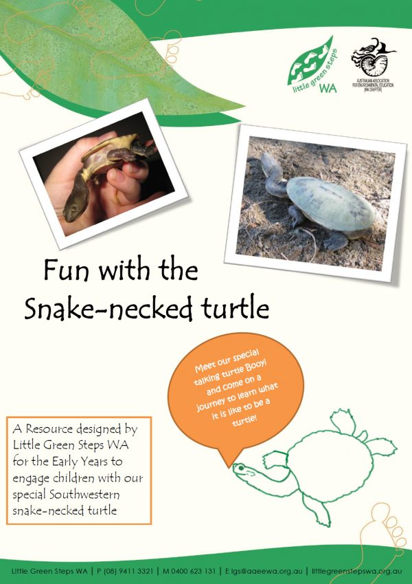Snake-necked Turtle Kit Cover
