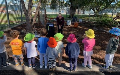 Reducing Waste in Early Years Settings – City of Fremantle & Hilton Harvest – Saturday 23rd October
